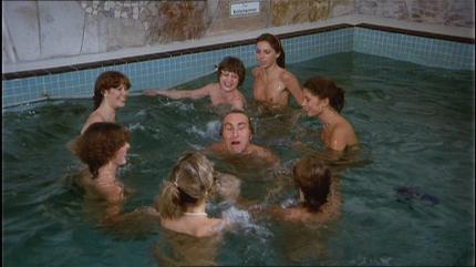 Das liebestolle Internat Schwimmbad 2