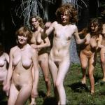 Das liebestolle Internat Wald 5