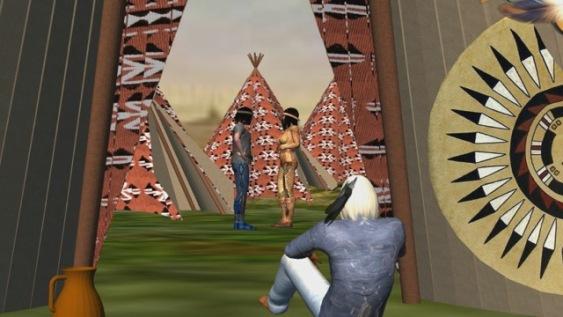 Apachen helfen sich aus der Patsche