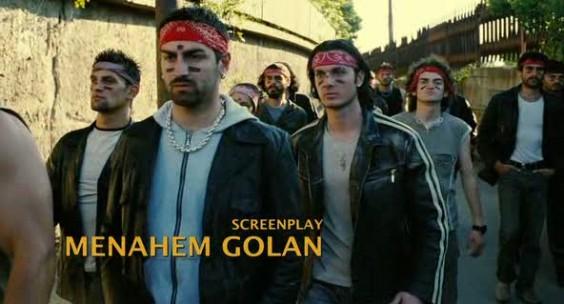 Typisches Aussehen einer türkischen Gang in Kreuzberg, 2007. Nicht?