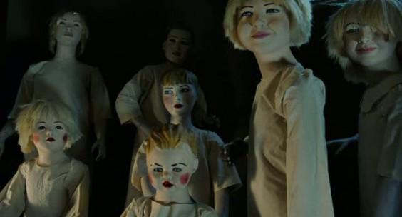 Doch, das ist schon irgendwie creepy.