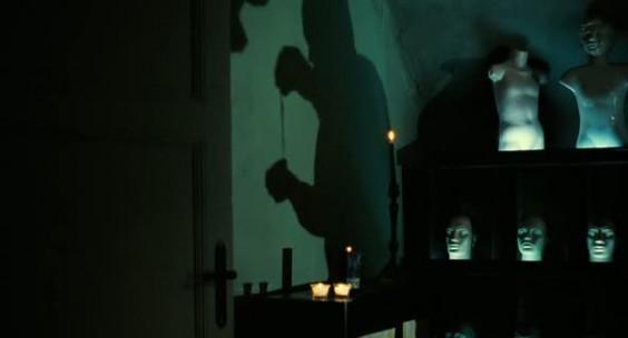 Udo, stell dich mal vor die Lampe, wegen Schatten, Nosferatu und so.