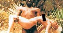 Jungfrau unter Kannibalen Titelbild