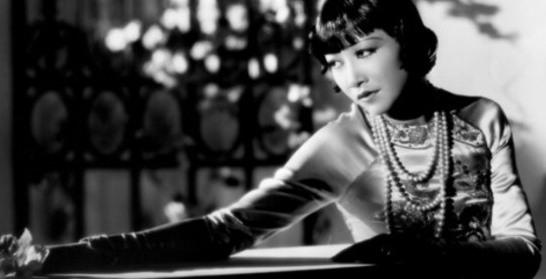 Ein Bild aus dem Großstadtschmetterling habe ich nicht gefunden. Aber das ist Anna May Wong.