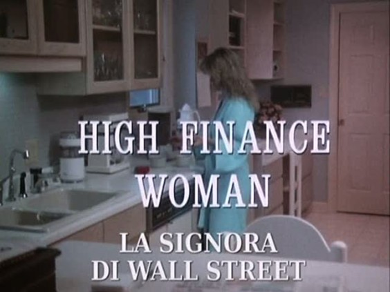 Wallstreet Woman 1