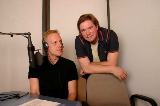 Thilo & Jörg Buttgereit. Foto: Sibylle Anneck
