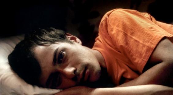 Träumen, nicht Schlafen: Thomas Suire in Alain Guiraudies Pas de repos pour les braves (2003).