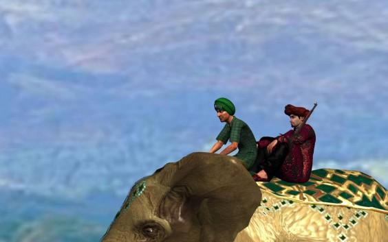 faehrte-elefant
