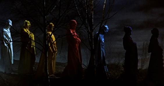 Satanas - Das Schloß der blutigen Bestie (1964)